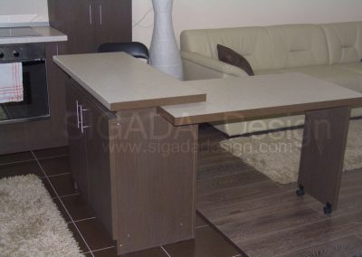 Mobilier mic 18